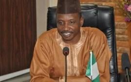 Abubakar Fikpo NDE Acting DG