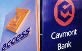 Access Bank Cavmont Bank Merger