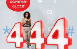 Airtel 444 Data is Life