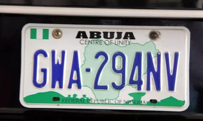 FRSC Vehicle Registration