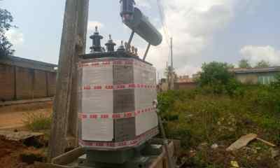 Transformer Oluyole Residents