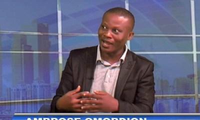 Ambrose Omordion foreign portfolio investors