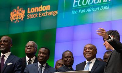 Ecobank London Stock Exchange