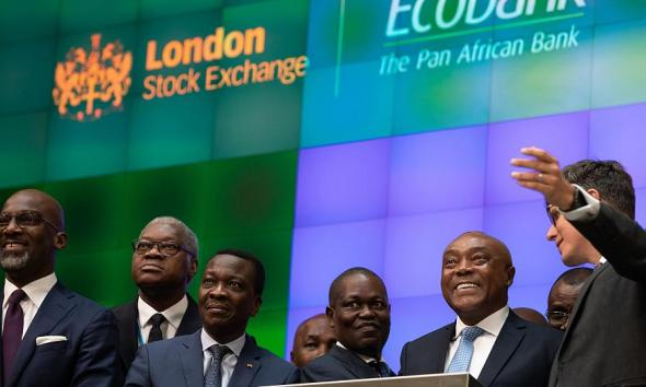 Ecobank London Stock Exchange