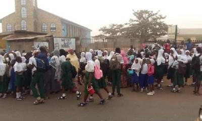 Kwara schools Hijab