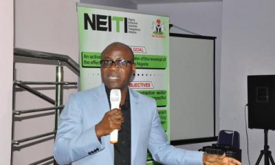NEITI Executive Secretary