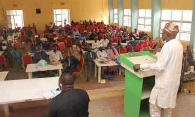 Oyo Non-formal Education Facilitators