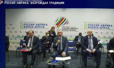 Russia Africa economic cooperation