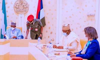 Buhari INEC