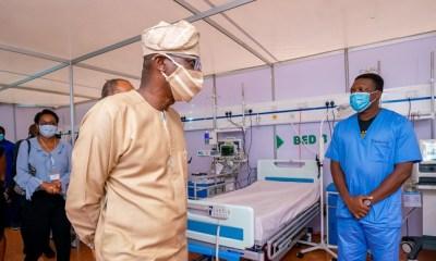 Lagos Reactivates Restrictions