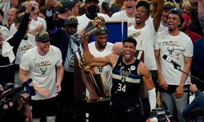 Milwaukee Bucks NBA Champions