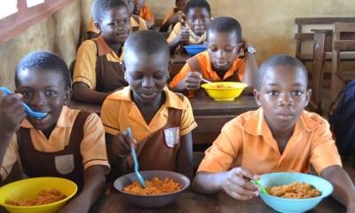Public Primary Schools feeding programme