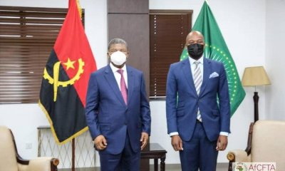 Ghana Angola at AfCFTA