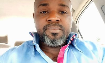 Sunday Adebayo Society Reporters SRELA