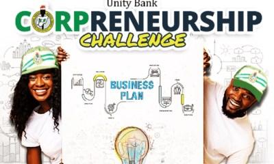 Unity Bank Corpreneurship Challenge