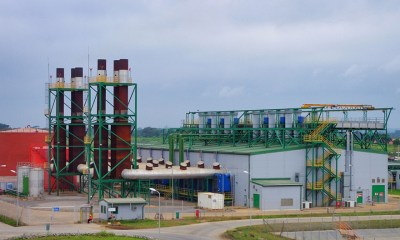 Lafarge Africa Wärtsilä power plant maintenance