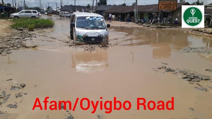 Oyigbo-Afam Road1
