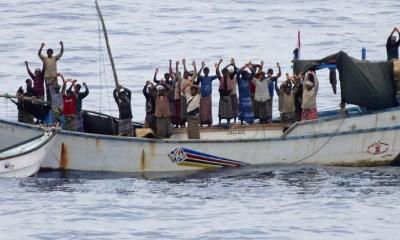 Sea Piracy