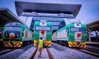 Ibadan-Kano Rail Line