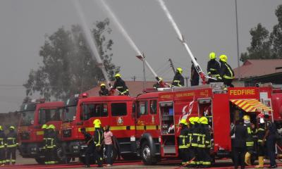 federal fire service Multi-Dimensional Fire Skills
