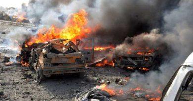 Μπαράζ πυραυλικών επιθέσεων του Ισραήλ στην Δαμασκό