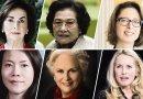 Αυτές είναι οι πλουσιότερες γυναίκες στον κόσμο