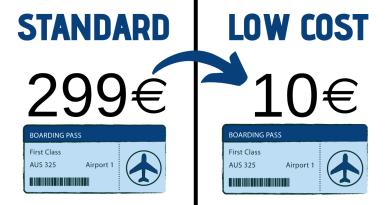 low cost αεροπορικές