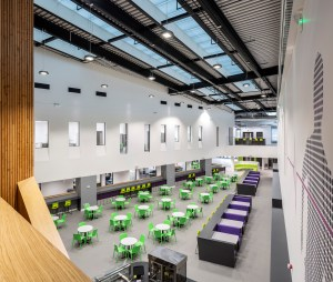 Deanestor furniture for Scottish school