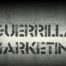 advantages of guerrilla marketing