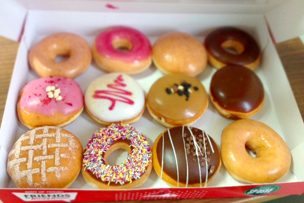 Krispy Kreme launches in South Africa: everything you need to know