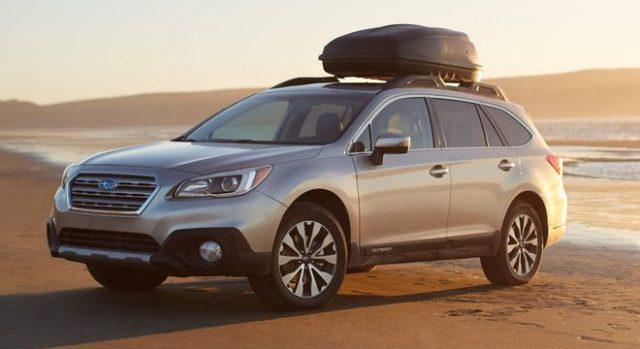 Subaru Outback 3.6 RS
