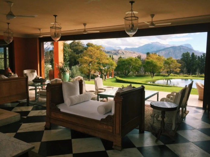 La Residence 2 1024x768 - The two South African hotels named in the world's top 100 for 2019