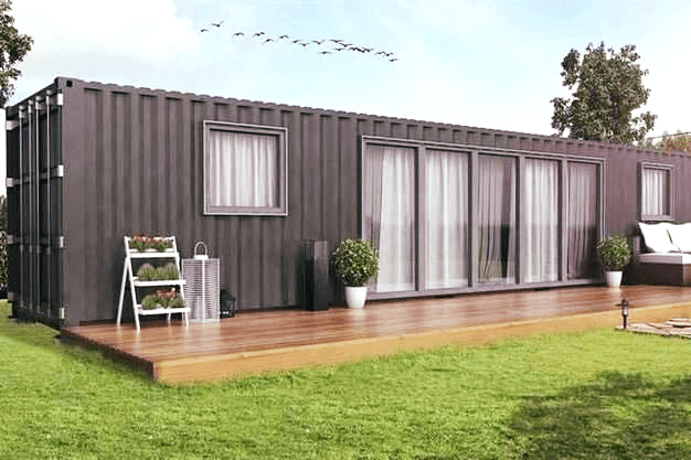 ContainerHome - Here's what it's like to live in a R260,000 South African container home