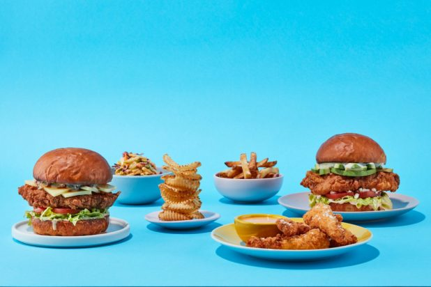 Free bird 2  1024x683 - The proprietor of Kauai has launched a brand new hen burger chain in South Africa – Free Chicken