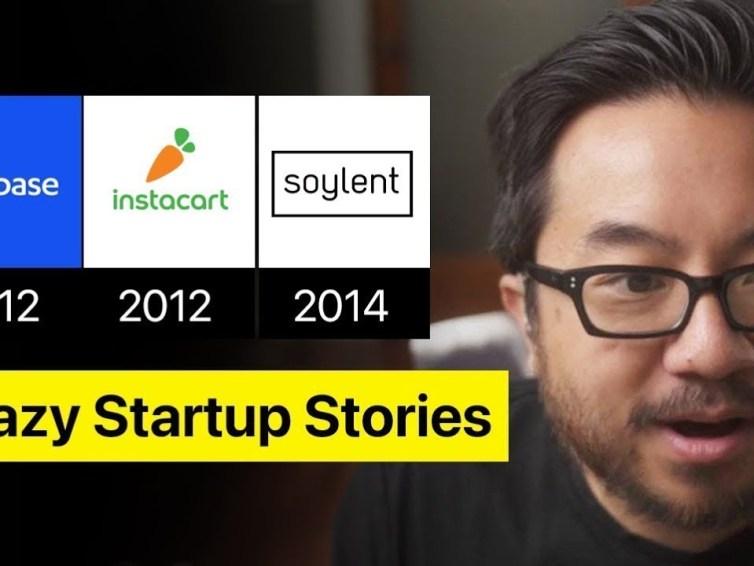 MULTI-MILLIONAIRE Shares Crazy Startup SUCCESS STORIES! | Garry Tan & Noah Kagan