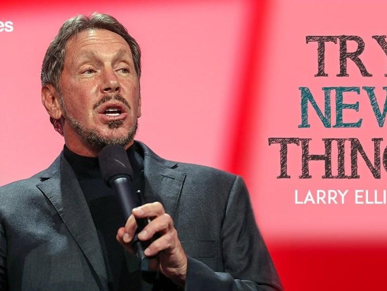 Best Motivational Speech by Larry Ellison | Oracle Founder | Inspirational Videos | Startup Stories