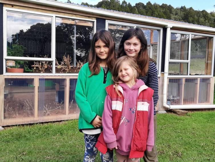 Budding young Northland entrepreneurs set up dahlia growing business – NZ Herald