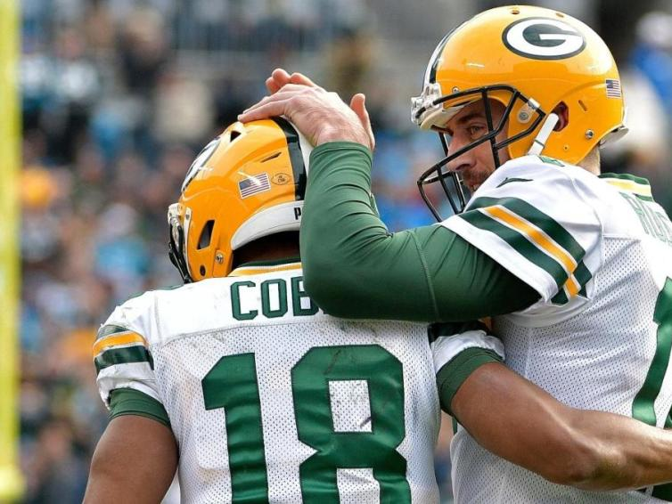 Randall Cobb on trade from Texans to Packers: 'I can breathe again'; compares Houston to 'startup' company – CBSSports.com