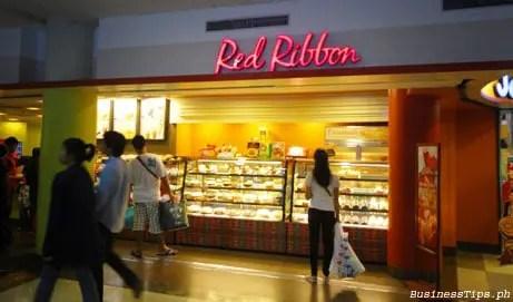 red ribbon bakeshop # 74