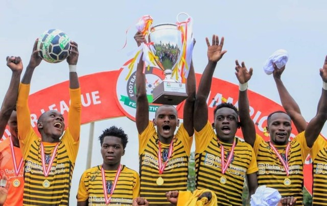 Image result for wazito fc champions