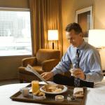Business Travel Hotel Breakfast
