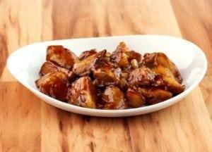 Healthy Options PF Chang 1 Stir Fried Eggplant