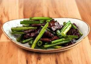 Healthy Options PF Chang Mongolian Beef