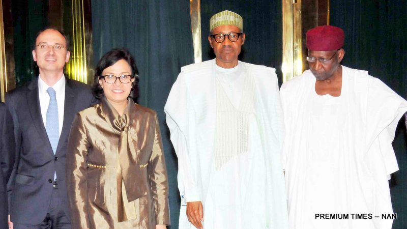 Buhari urges World Bank to facilitate speedy repatriation of stolen funds