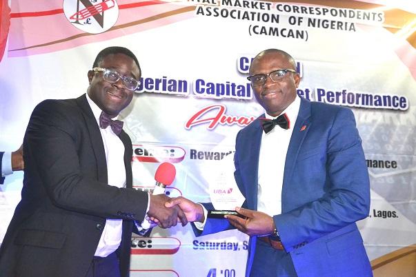 UBA receives award