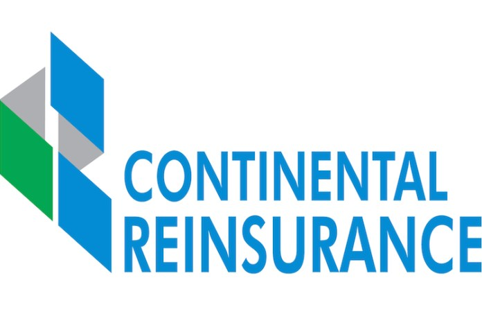 Continental Re's profit rose by 22% in 2018