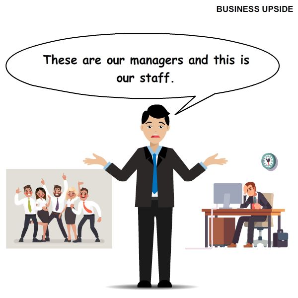 Workplace Humor on Managers and Employees