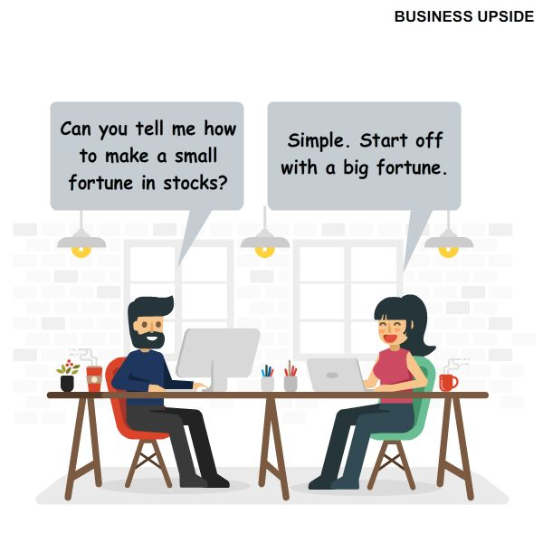 quotes on stock market