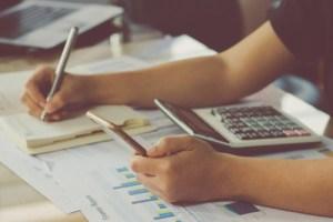 financial accounting calculator