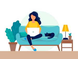 data entry from home